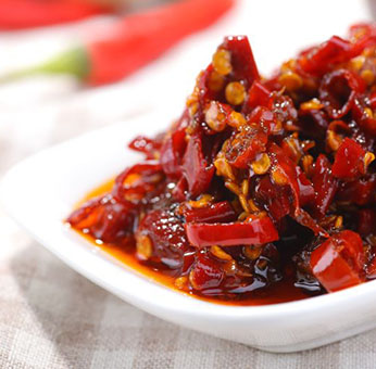 辣椒酱行星炒锅及制作流
