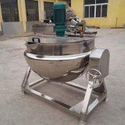 夹层锅在食品行业的应用和发展前景